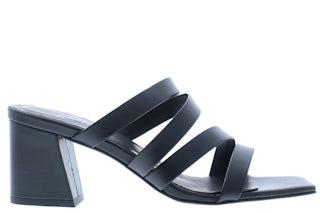 Toral 12672 negro Damesschoenen Pantoffels