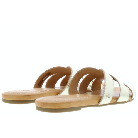 Ugg Teague 1119753 GOLD Slippers Slippers