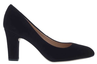Unisa Umis black Damesschoenen Pumps