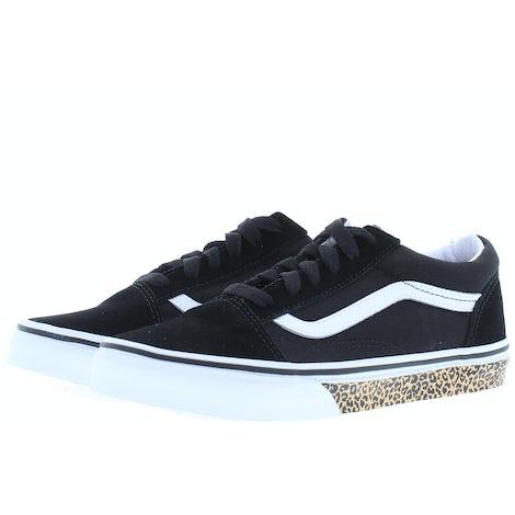 VANS Classics Old Skool black dark olive Sneakers Sneakers