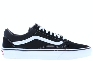 VANS Classics Old Skool black white Damesschoenen Sneakers