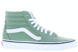 VANS Classics SK8-HI shale green Damesschoenen Sneakers