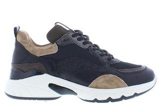 VIA VAI Zaira 57115-01 silba combi bron Damesschoenen Sneakers