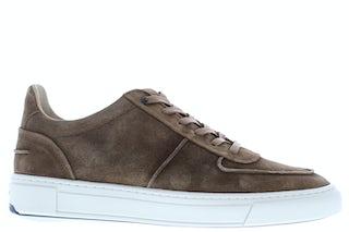 Van Bommel 16422/06 cognac Herenschoenen Sneakers
