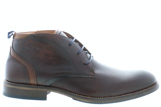 Van Lier 2055401 620 cognac Herenschoenen Boots