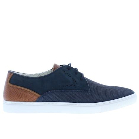 Van Lier 2111300 660 blauw Sneakers Sneakers