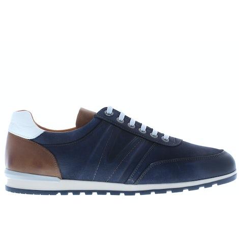 Van Lier 2115751 660 blauw Sneakers Sneakers