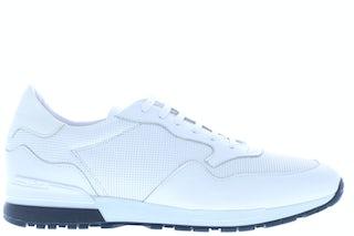 Van Lier 2117530 610 wit Herenschoenen Sneakers