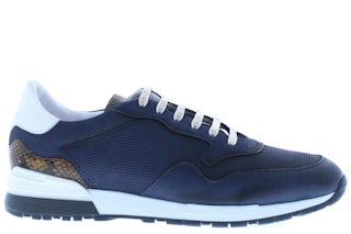 Van Lier 2117533 660 blauw Herenschoenen Sneakers