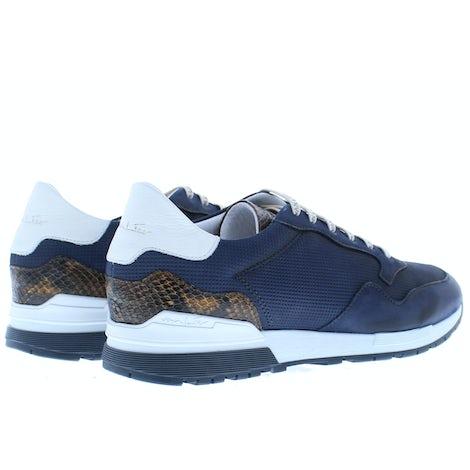 Van Lier 2117533 660 blauw Sneakers Sneakers