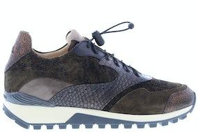 Via Vai 5304011-00 combi oliva Damesschoenen Sneakers