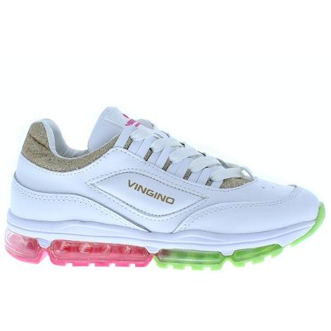 Vingino Fenna 2 1019-01 020 retro white Sneakers Sneakers