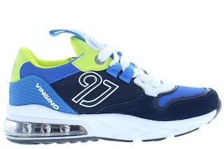Vingino Giulio 1020-01 100 dark blue Jongensschoenen Sneakers