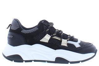 Vingino Joy 944 deep black Meisjesschoenen Sneakers