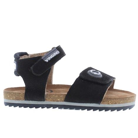 Vingino Pasaro 5002-01 950 black Sandalen en slippers Sandalen en slippers