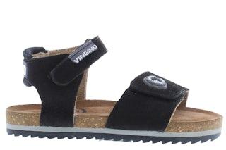 Vingino Pasaro 5002-01 950 black Jongensschoenen Sandalen en slippers