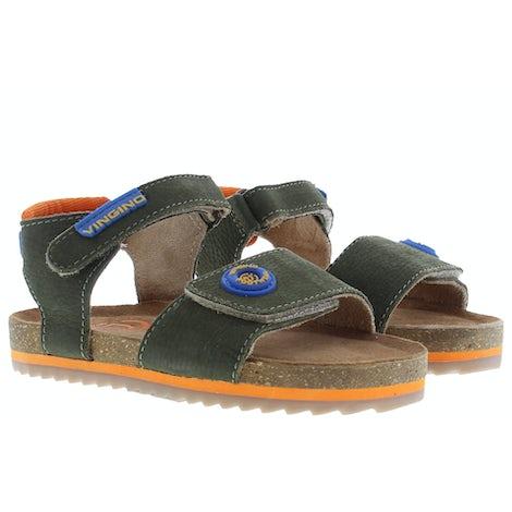 Vingino Pasaro 5002-02 200 army green Sandalen en slippers Sandalen en slippers