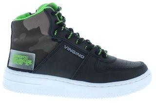 Vingino VB421011 black Jongensschoenen Booties