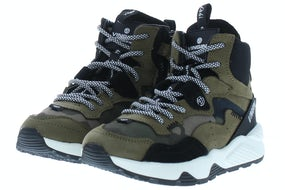 Vingino VB424004 army green Jongensschoenen Booties