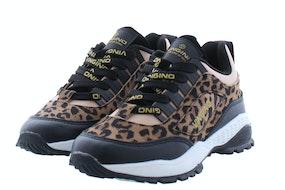 Vingino VG421015 pink sand Meisjesschoenen Sneakers