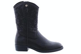 Vingino VG428004 black Meisjesschoenen Booties en laarzen