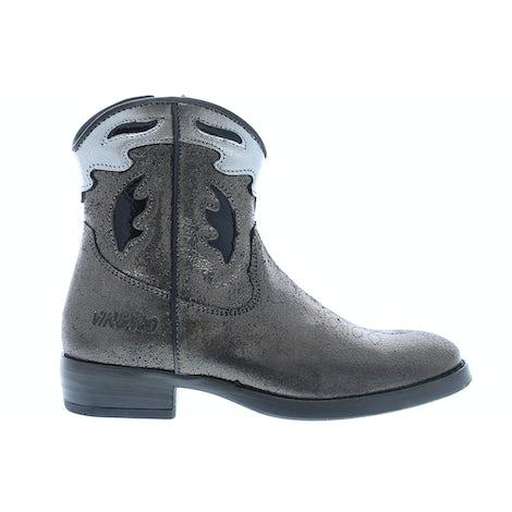 Vingino VG428005 grey vintage Booties en laarzen Booties en laarzen