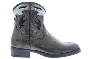 Vingino VG428005 grey vintage Meisjesschoenen Booties en laarzen