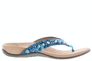 Vionic Lucia 10011186 aqua Damesschoenen Slippers