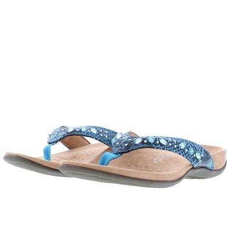 Vionic Lucia 10011186 aqua Slippers Slippers