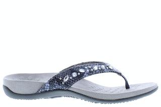 Vionic Lucia 10011186 slate grey Damesschoenen Slippers