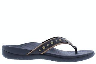 Vionic Vanessa 10012156 black Damesschoenen Slippers