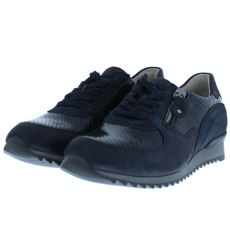 Waldlaufer 370013 418 378 Veterschoenen Veterschoenen