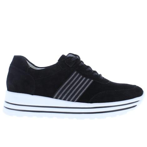 Waldlaufer 758003 H 200 001 schwar Sneakers Sneakers