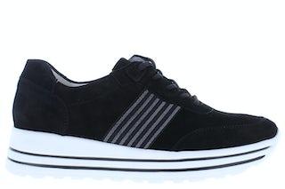 Waldlaufer 758003 H 200 001 schwar Damesschoenen Sneakers