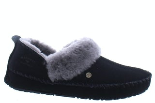 Warmbat Barrine black Damesschoenen Pantoffels