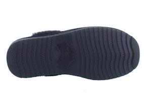 Warmbat Lismore black Damesschoenen Pantoffels