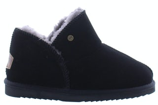 Warmbat Willow 3210 black Damesschoenen Pantoffels