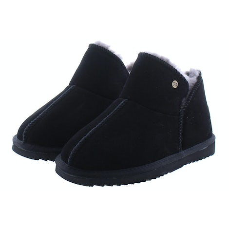 Warmbat Willow 3210 black Pantoffels Pantoffels