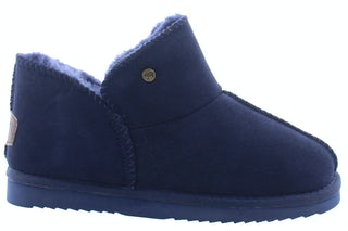 Warmbat Willow 3210 navy Damesschoenen Pantoffels