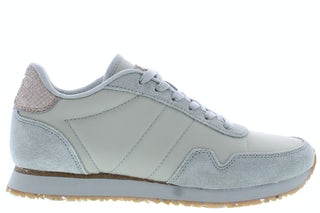 Woden Nora III leather 771 seagrass Damesschoenen Sneakers