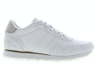 Woden Nora III leather 772 silver linin Damesschoenen Sneakers