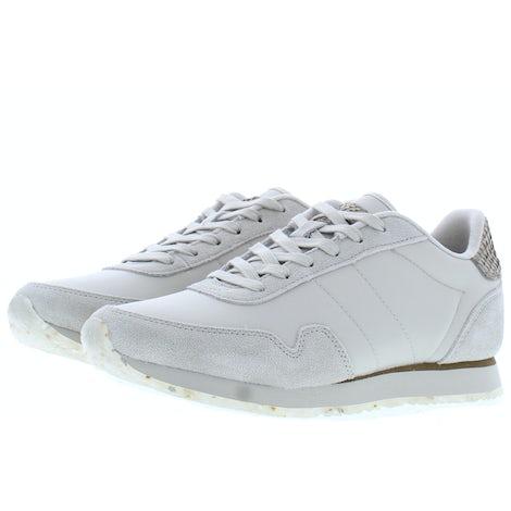 Woden Nora III leather 772 silver linin Sneakers Sneakers