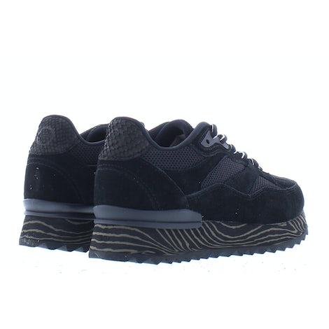 Woden Sophie marbel 020 black Sneakers Sneakers