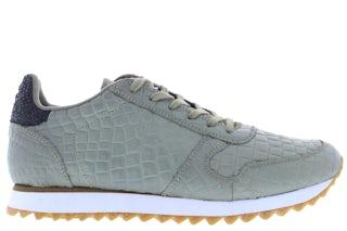Woden Ydun croco II 634 vertiver Damesschoenen Sneakers