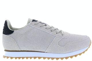 Woden Ydun pearl II 640 pelican Damesschoenen Sneakers