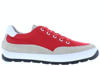 Wolky Babati 0142594 500 red Damesschoenen Sneakers