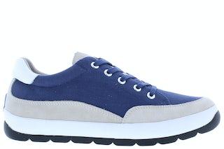 Wolky Babati 0142594 800 blue Damesschoenen Sneakers