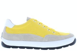 Wolky Babati 0142594 920 ochre Damesschoenen Sneakers