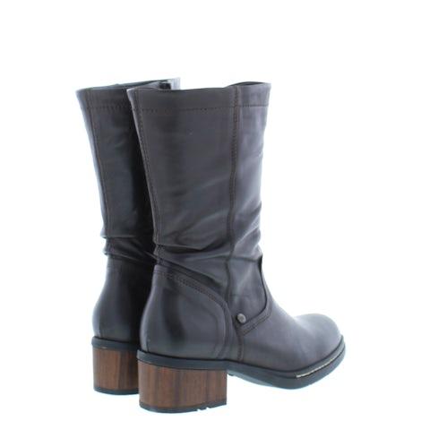 Wolky Edmonton 0126130 305 dark brown Laarzen Laarzen