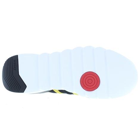 Wolky Mako 3-D knitting 0212590 999 ochre Sneakers Sneakers